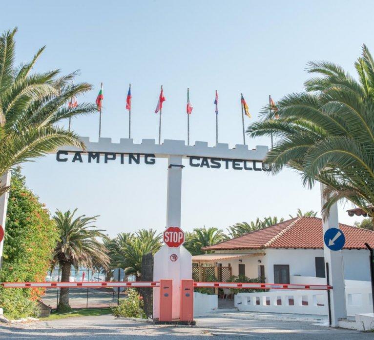 Camping Castello Marmaras
